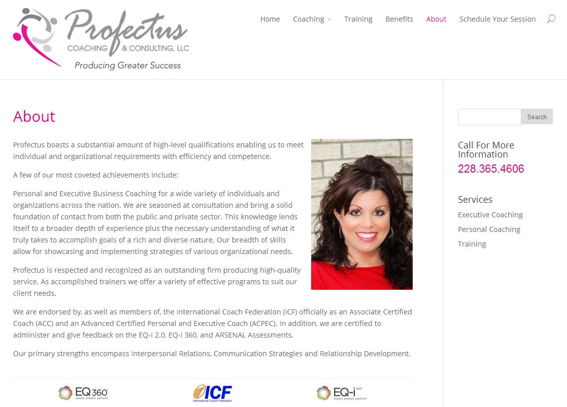 Profectus Coaching & Consulting